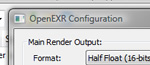 Autodesk 3ds Max: Updated OpenEXR Plug-in