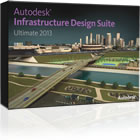 Autodesk Infrastructure Design Suite Ultimate 2013 is a comprehensive civil engineering software solution
