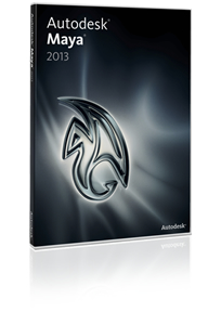 Autodesk Maya 2013 WIN64