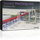 Autodesk Plant Design Premium software supports 3D plant design, piping design and visualisation.