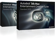 Entertainment Creation Suite Standard: 3D modelling and animation tools