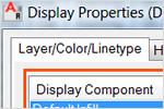 Autodesk tarafından mimari yazılım katmanı anahtar bileşen ekran