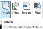 AutoCAD Architecture: Point cloud support