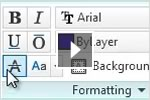 AutoCAD 2013 feature for strike-thru text