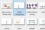 AutoCAD Mechanical: Autodesk Content Explorer