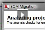 AutoCAD Mechanical: BOM Migration
