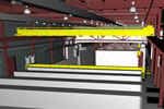 Adolfson & Peterson Construction used Autodesk BIM software to aid construction of the NOvA detection facility.