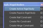 Autodesk Maya: Rigid and Soft-Body Dynamics