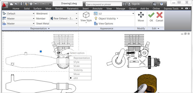 AutoCAD: Model Documentation Tools