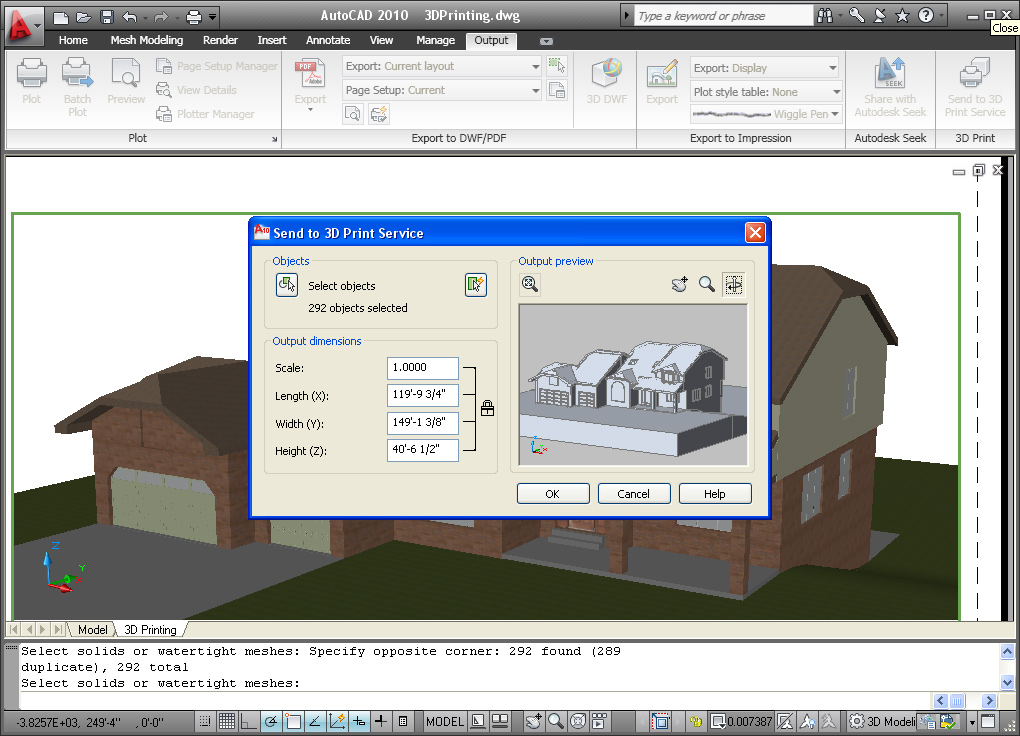 Autocad 2010 Screenshot Cad Design Software For Working