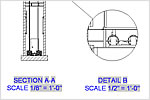 AutoCAD 2013 feature for documentation of section and details view