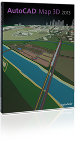 AutoCAD Map 3D 2013: Mapping software