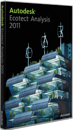 Autodesk Analysis 2011 - Sustainable Building Design Software
