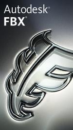 Autodesk FBX 2013: FBX プラグイン、FBX インポータ、FBX エクスポータ、SDK