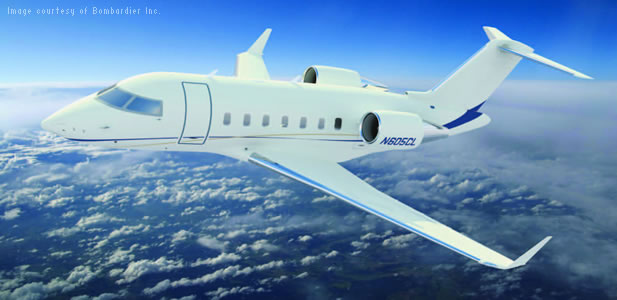 Bombardier Aerospace uses Autodesk 3ds Max Design software to design its world-renowned private and business aircraft.
