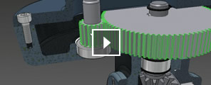 Autodesk Inventor demo: mechanical design automation software