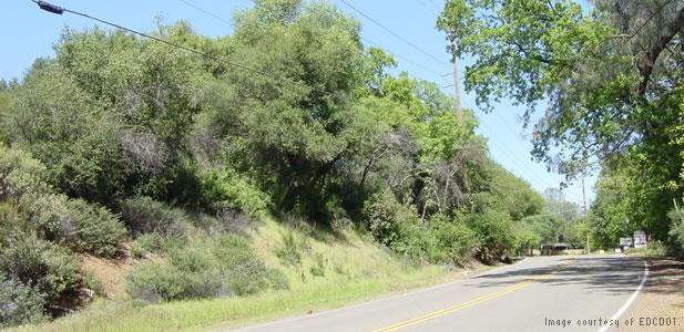 El Dorado County Department of Transportation roadway redesign