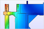 Autodesk Simulation software helps Federal optimize designs for manufacturability, reliability, strength, and cost.
