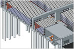 GHD uses Autodesk Revit Structure as a BIM solution for high-end structural designs.