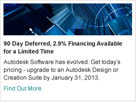 90 Day Deferred, 2.9% Financing Available for a Limited Time.  Find Out More.