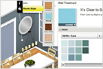 Homestyler: Try various online home designs and view in 3D with one click