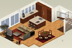 Homestyler: Create multiple levels for your online floor plan