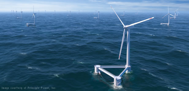 Marine Innovation & Technology uses Autodesk software to help design platforms for offshore energy generation