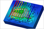 Autodesk Moldflow: Transient Cooling of Plastic Injection Molds