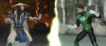 Mortal Combat vs. DC Universe