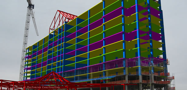Using Autodesk® BIM software solutions, Mortenson Construction delivers construction projects faster and more cost-effectively.
