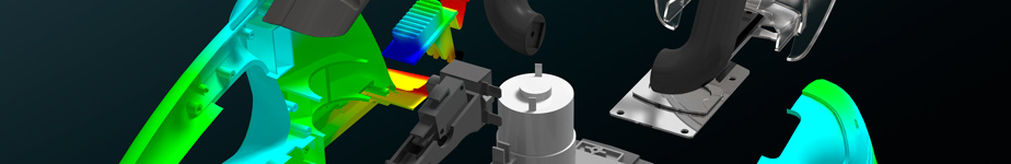 Plastic injection molding simulation software from Autodesk