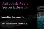 Installing the Revit Server Extension