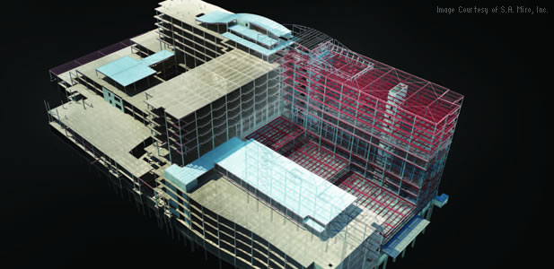 S. A. Miro uses Autodesk BIM solutions drive completion and reduce costs on a Children's Hospital Colorado addition
