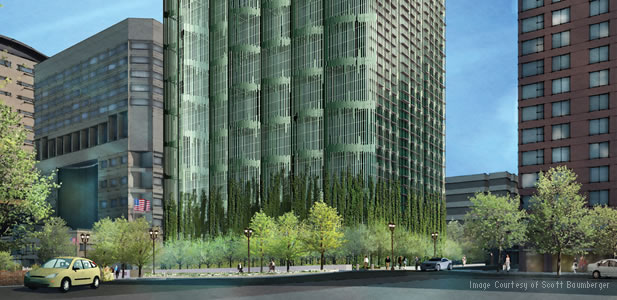Autodesk BIM solutions enable SERA Architects to redesign a Northwest federal building 30 percent faster