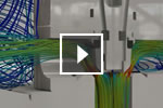 Autodesk Simulation CFD 2013: Results Evaluation & Interoperability Video