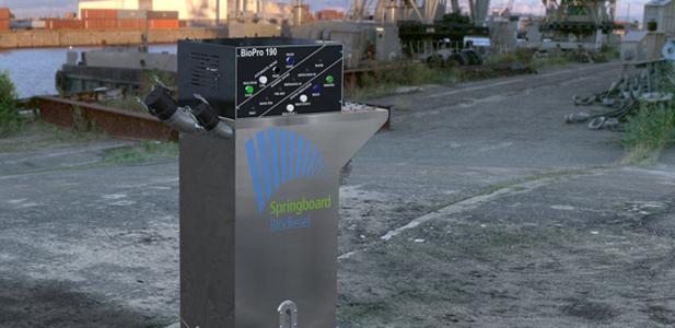 Springboard Biodiesel uses Autodesk Inventor Digital Prototyping software