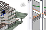 AutoCAD Structural Detailing Software: Import Revit Structure Data