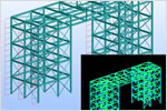 AutoCAD Structural Detailing: Interoperability with Robot Structural Analysis Professional