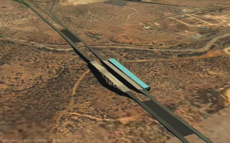 Rebuilding the Cordes Junction interchange area uses a series of virtual construction models