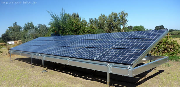 SunPods uses Autodesk clean tech software to create solar arrays for construction projects