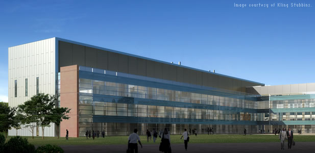Vanderweil Engineers used Autodesk Revit MEP software and product models from Taco, Inc. to develop this building's design