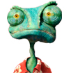Rango by George Lucas' Industrial, Light & Magic Animated with Autodesk Software.