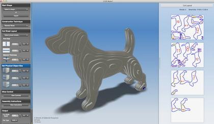 改变我们所知的三维技术:Autodesk 123D 系列扩展产品