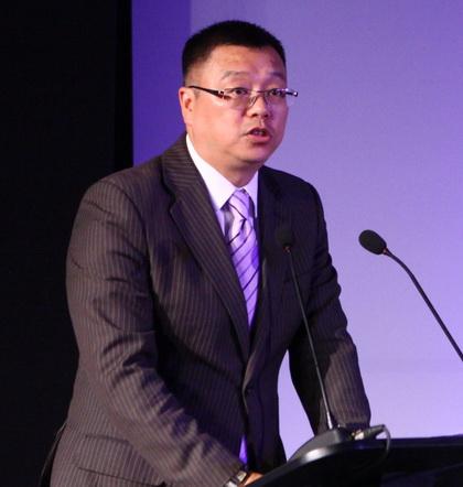 欧特克公司中国区制造业行业总监 姜伟