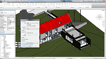 autodesk revit 2015软件的全新草图线功能让设计师可以为