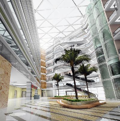 人民医院(三级甲等医院)住院综合楼项目