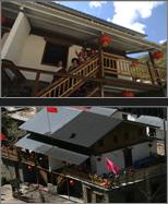 川西羌寨杨柳村喜迎震后重生