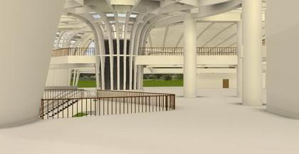 建筑室内空间