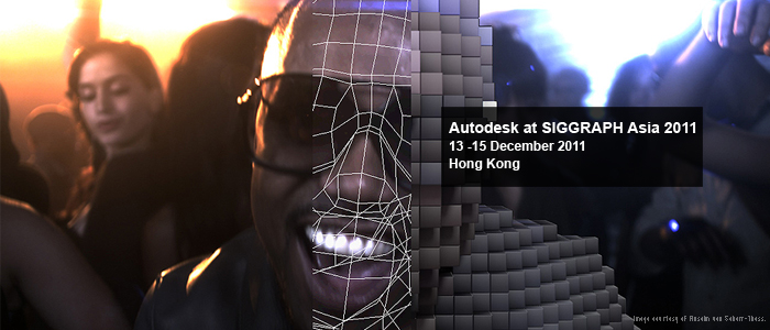 Autodesk at SIGGRAPH Asia 2011