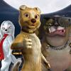 Mumbai visual artists used Autodesk film solutions to create Roadside Romeo, India's first 3D animated film.